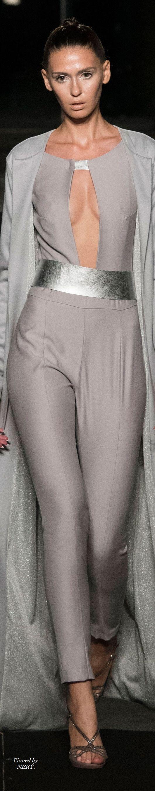 Sabrina Persechino Fall 2016 Couture