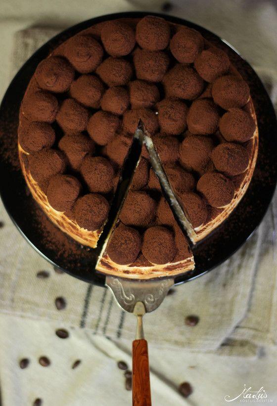 Tiramisu Cheesecake   MaLu's Köstlichkeiten