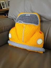 Image result for vw beetle crochet pattern AMIGURUMI AND APPLIQUE Pintere...