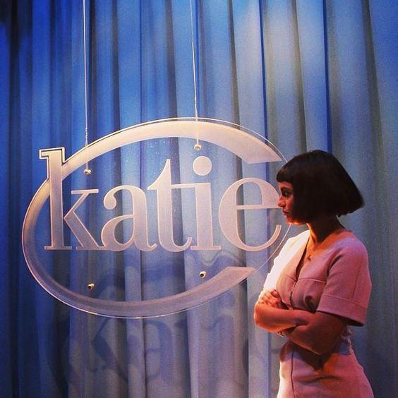 #GIRLBOSS at Katie Couric