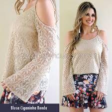 esse modelo de blusa é lindo estou loca por uma