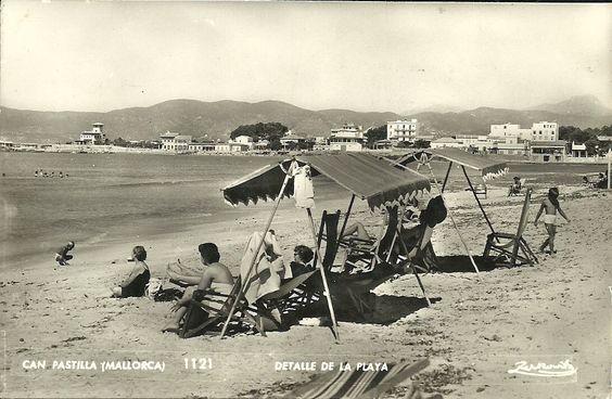 Ca'n Pastilla 1958