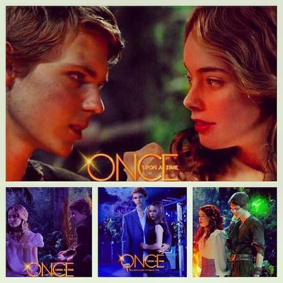 Peter Pan and Wendy #OUAT | Once - 60.4KB