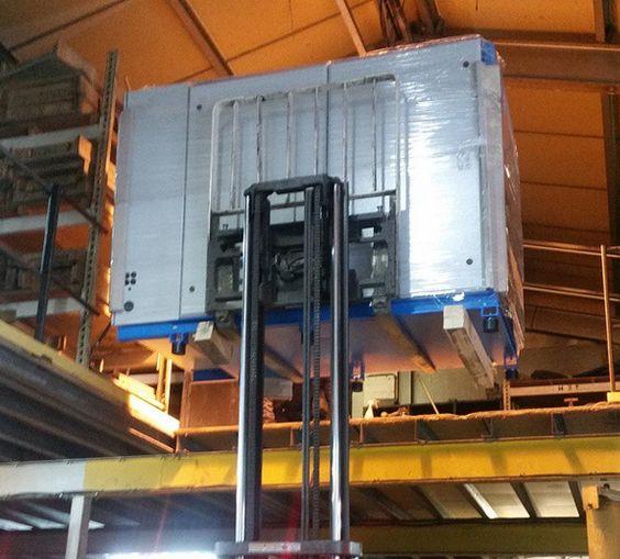 ALMiG Variable 55 installation