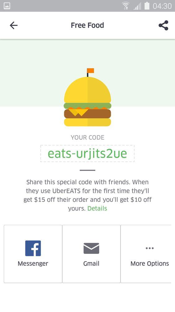 Ubereats Promo Code Coding Uber Hacks Free Food