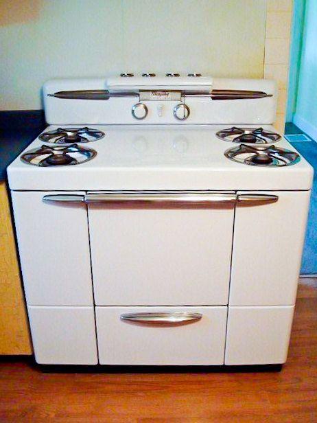 Maytag Countertop Stove : Maytag Dutch Oven Gas Range -- Retro Kitchen Decor -- Antique Stove ...