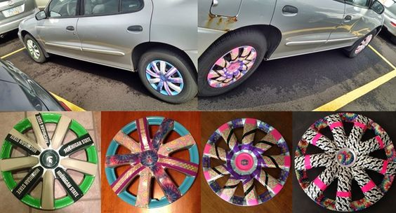 No one has rims like these! NO. ONE.