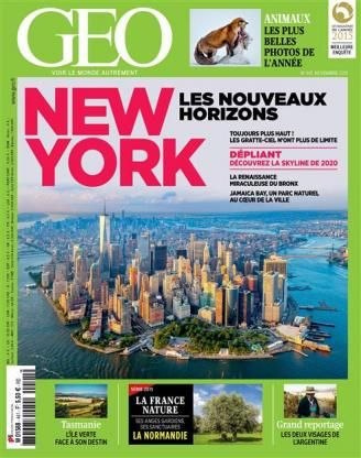 Abonnement magazine GEO pas cher - Prismashop