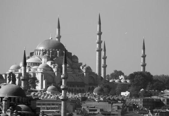 Mosquée Soliman le Magnifique (Süleymaniye Camii)