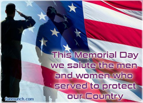 Best Inspirational Memorial Day Messages Thank You Message