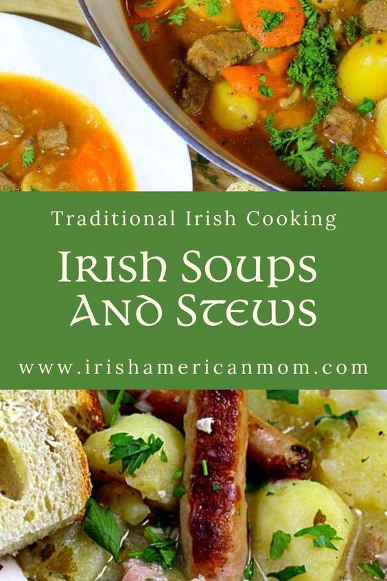 Irish Soup And Stew Recipes