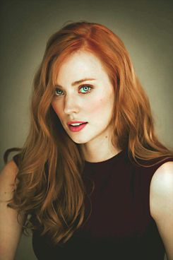 Deborah Ann Woll. She is one seriously pretty ginger! lol i love her in true blood <3 <3