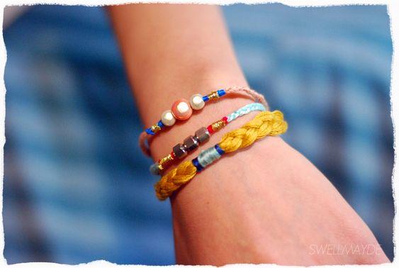 DIY : Bracelets fait main