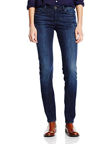 Tommy Jeans Sandy Mid Rise Jeans Femme