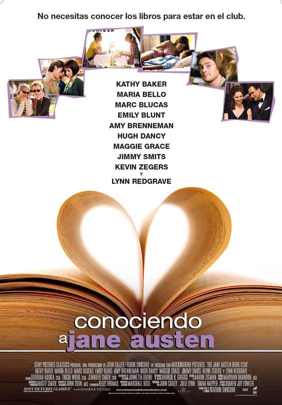 2007 / Conociendo a Jane Austen - The Jane Austen Book Club