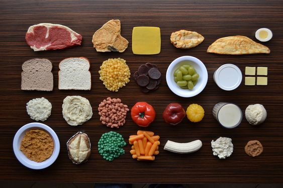fake food // Things Organized Neatly