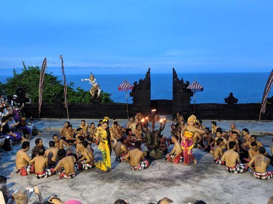 Uluwatu Temple Kadek Dance