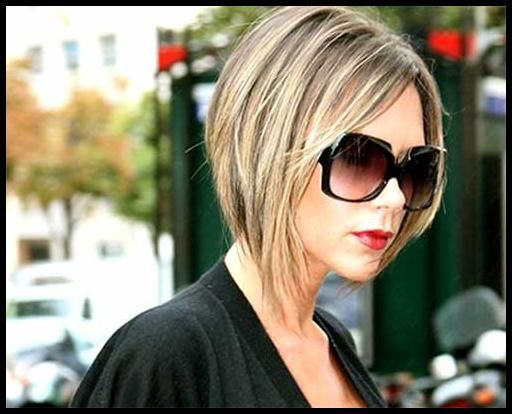 19 Best Victoria Beckham Bob Hairstyles Kisa Bob Sac Uzun Katli