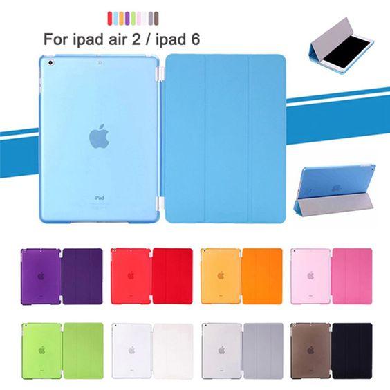 $17.99 (Buy here: https://alitems.com/g/1e8d114494ebda23ff8b16525dc3e8/?i=5&ulp=https%3A%2F%2Fwww.aliexpress.com%2Fitem%2FFor-ipad-air-2-case-iPad-6-Slim-Fit-Smart-Case-Cover-for-Apple-iPad-Air%2F32357702718.html ) For ipad Air 2 Case iPad 6 Slim-Fit Smart Case Cover for Apple iPad Air 2 with Auto Sleep/Wake Feature for just $17.99