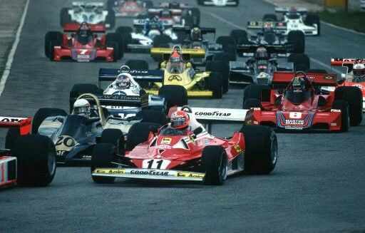 1977 South African GP