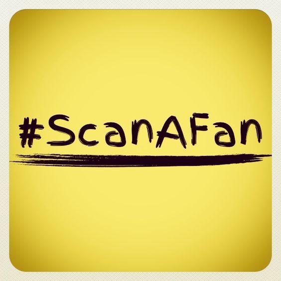 #ScanAFan #gelb #swisspost