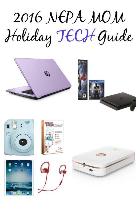 2016 Nepa Mom Holiday Tech Guide