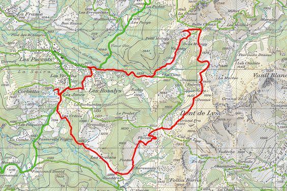 Dreierlei Gipfelerlebnisse in Fribourg Region - Reisetipp