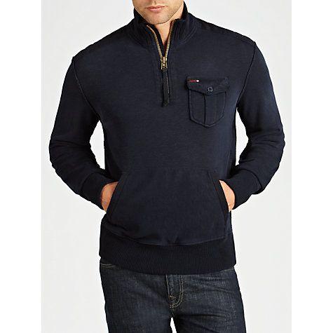 Buy Polo Ralph Lauren 1/2 Zip Fleece Jumper Online at johnlewis.com