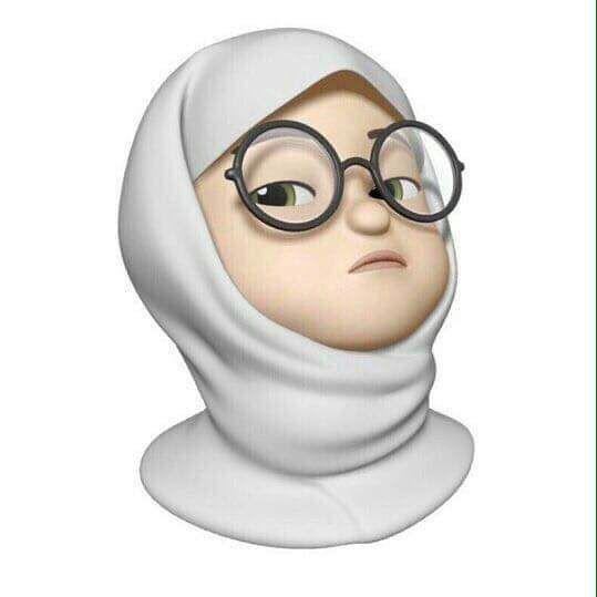Trust Yourself Animasi Desain Karakter Seni Kartun Seni Islamis
