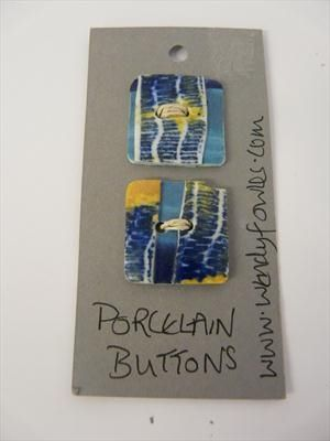 My porcelain buttons