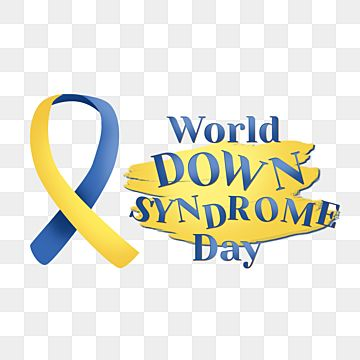 World Down Syndrome Day Design Label Syndrome Down Syndrome Png Transparent Clipart Image And Psd File For Free Download In 2021 Down Syndrome Day Clip Art Down Syndrome