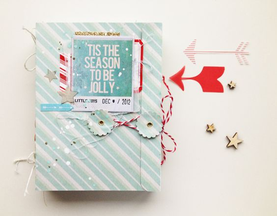mini album :: JOY by Anna-Maria Wolniak