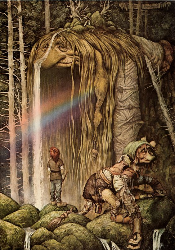 "forestyogi: ""Troll Bridge 
