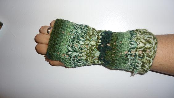 guantes sin dedo