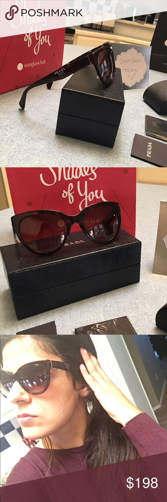 Prada brand new Brand new include everything in pic Prada Accessories Sunglasses