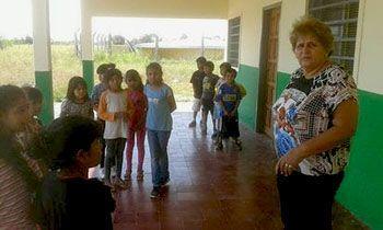 Escuela de Verano en Colonia Aborigen                                                         www.chacoonline.com.ar