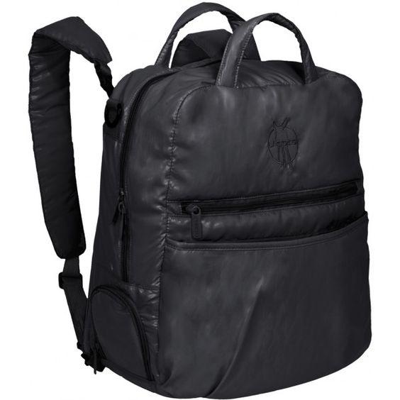 Sac à langer Glam Backpack - Noir - Lässig