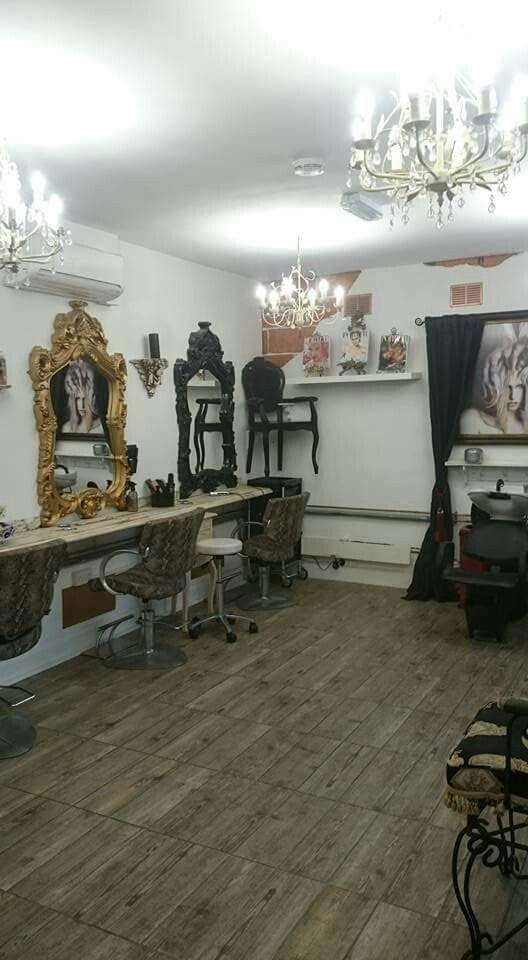 New shelf in me salon x