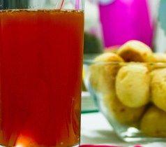 Chá da tarde entre amigas: Pink Lemonade