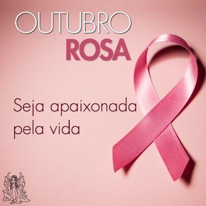 Outubro é o mês da luta contra o câncer de mama! Vamos apoiar essa causa <3  #Outubro #CâncerdeMama #Prevenção #Amor #AndressaCastro #ModaFeminina