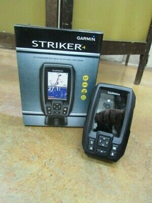 77//200kHz TM Transducer Garmin STRIKER™ 4 FishFinder w//4-Pin