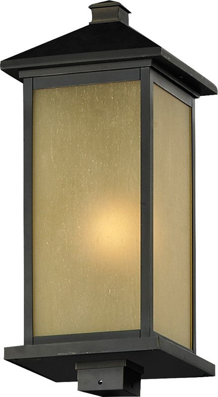 Z-Lite 548phb-orb Vienna Collection Outdoor Post Light