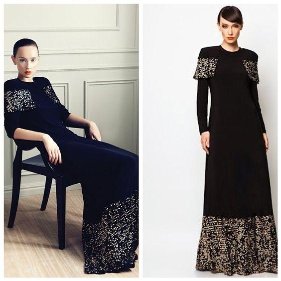 Fashionable abaya