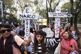 FRENAR EL ESTADO DE HORROR, FIN AL NARCO-ESTADO: Tareas de la insurgencia popular en México