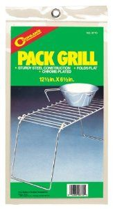 Coghlans Pack Grill - Metallic: Amazon.co.uk: Sports & Outdoors