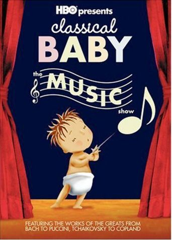 Classical Baby: The Music Show (2005) | http://www.getgrandmovies.top/movies/10261-classical-baby:-the-music-show | The animal orchestra is warming up and the animals in the audience are buzzing with anticipation about the musical program featuring Tchaikovsky, Bach, Mozart and Copland, plus many other great classical composers. The baby conductor has made his entrance. The maestro is ready to lead the animal orchestra