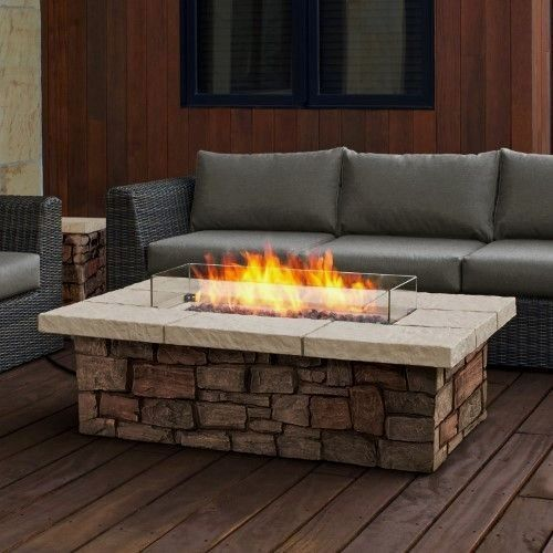 77 Backyard Fire Pit Design Ideas With Images Fire Pit Table