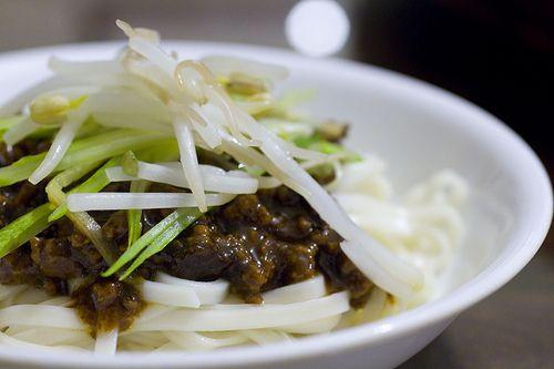 Jia Jiang Mien #Taiwan #Recipe