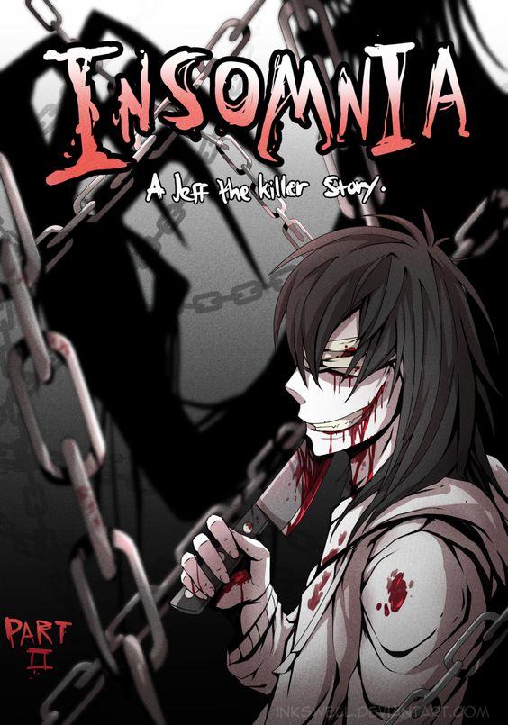 Insomnia Cover: Part 2 by Inkswell.deviantart.com on @deviantART