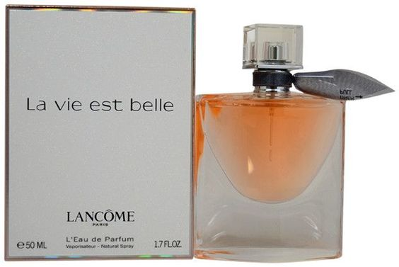 women lancome la vie est belle edp spray 1.7 oz